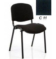 Стул Изо черный С11 (ткань черная)