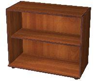 Секция шкафа низкая открытая 877х415х727мм