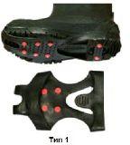 Шипы на обувь Ш-1