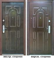Металлическая дверь Р-050